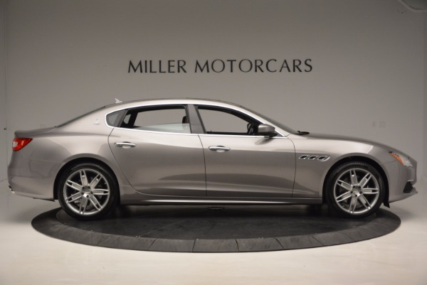 New 2017 Maserati Quattroporte S Q4 GranLusso for sale Sold at Bugatti of Greenwich in Greenwich CT 06830 9