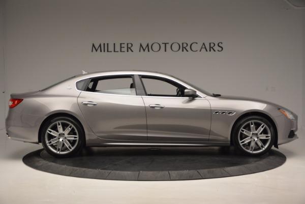 New 2017 Maserati Quattroporte S Q4 GranLusso for sale Sold at Bugatti of Greenwich in Greenwich CT 06830 9