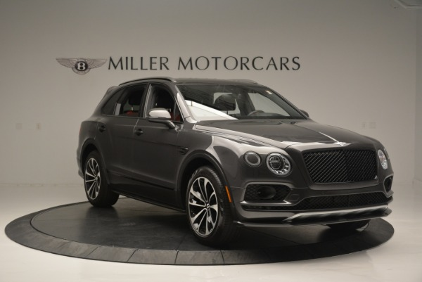 Used 2018 Bentley Bentayga W12 Signature for sale Sold at Bugatti of Greenwich in Greenwich CT 06830 11