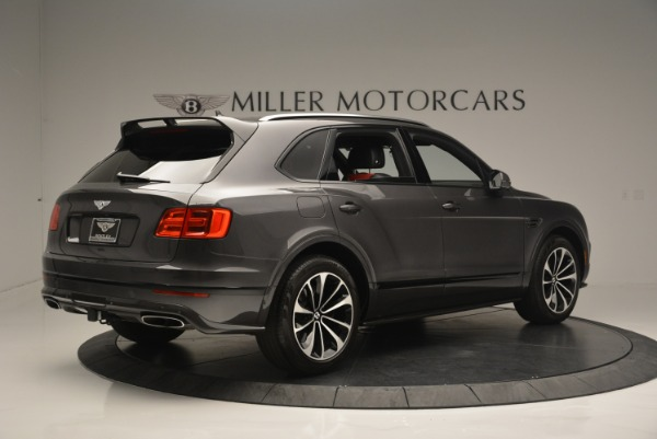 Used 2018 Bentley Bentayga W12 Signature for sale Sold at Bugatti of Greenwich in Greenwich CT 06830 8