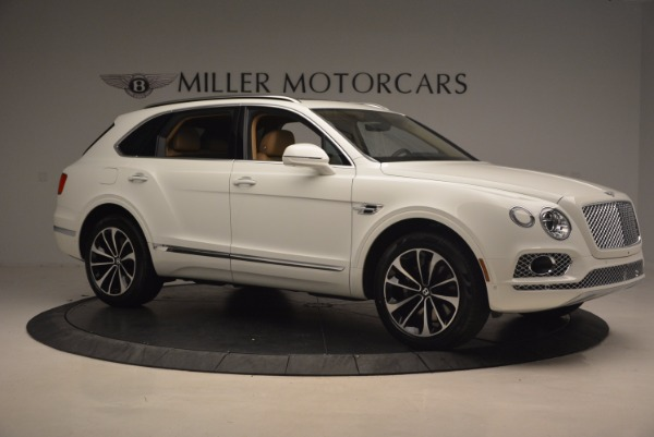 New 2018 Bentley Bentayga W12 Signature for sale Sold at Bugatti of Greenwich in Greenwich CT 06830 10