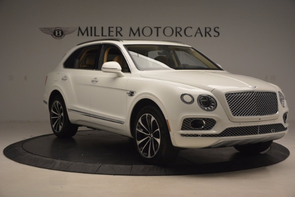 New 2018 Bentley Bentayga W12 Signature for sale Sold at Bugatti of Greenwich in Greenwich CT 06830 11