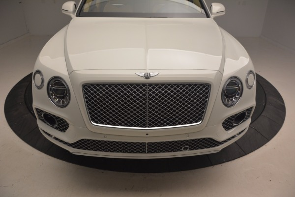 New 2018 Bentley Bentayga W12 Signature for sale Sold at Bugatti of Greenwich in Greenwich CT 06830 13