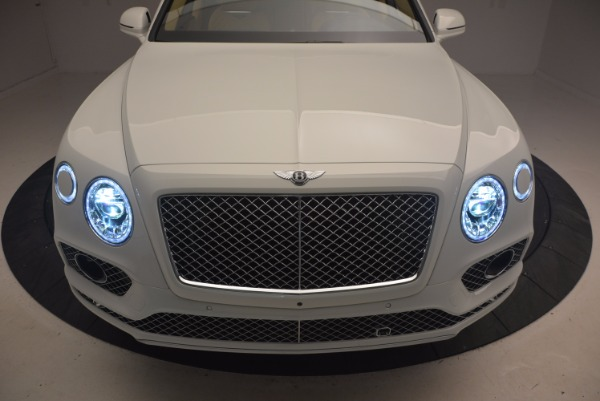 New 2018 Bentley Bentayga W12 Signature for sale Sold at Bugatti of Greenwich in Greenwich CT 06830 14