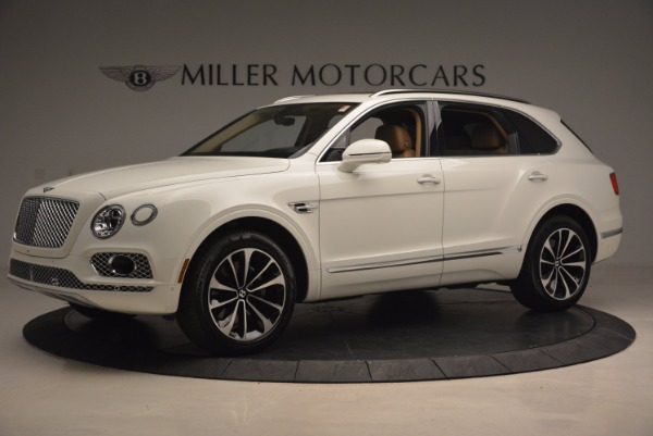 New 2018 Bentley Bentayga W12 Signature for sale Sold at Bugatti of Greenwich in Greenwich CT 06830 2