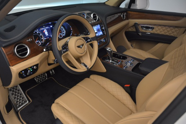 New 2018 Bentley Bentayga W12 Signature for sale Sold at Bugatti of Greenwich in Greenwich CT 06830 20