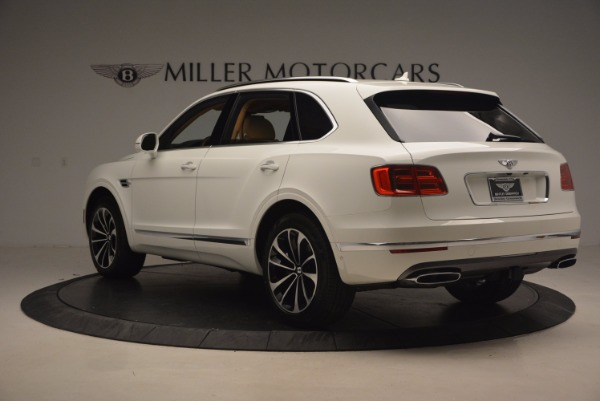 New 2018 Bentley Bentayga W12 Signature for sale Sold at Bugatti of Greenwich in Greenwich CT 06830 5