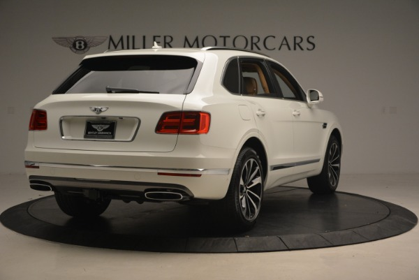 New 2018 Bentley Bentayga W12 Signature for sale Sold at Bugatti of Greenwich in Greenwich CT 06830 7