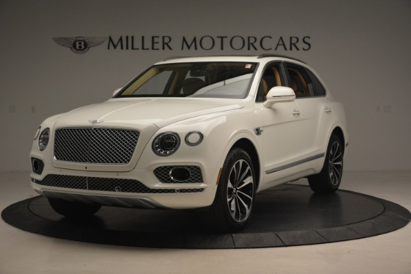 New 2018 Bentley Bentayga W12 Signature for sale Sold at Bugatti of Greenwich in Greenwich CT 06830 1