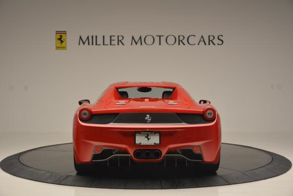 Used 2013 Ferrari 458 Spider for sale Sold at Bugatti of Greenwich in Greenwich CT 06830 18