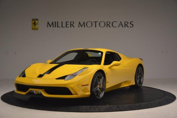 Used 2015 Ferrari 458 Speciale Aperta for sale Sold at Bugatti of Greenwich in Greenwich CT 06830 13