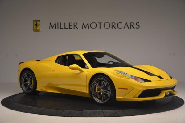 Used 2015 Ferrari 458 Speciale Aperta for sale Sold at Bugatti of Greenwich in Greenwich CT 06830 22