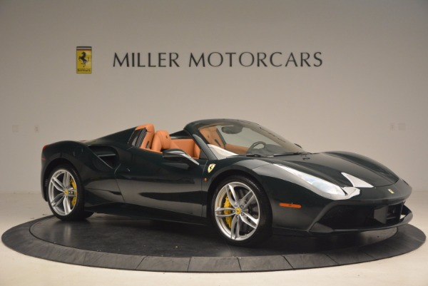 Used 2016 Ferrari 488 Spider for sale Sold at Bugatti of Greenwich in Greenwich CT 06830 10