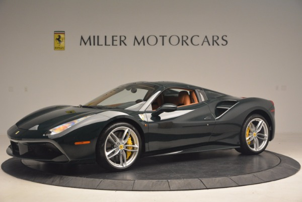 Used 2016 Ferrari 488 Spider for sale Sold at Bugatti of Greenwich in Greenwich CT 06830 14