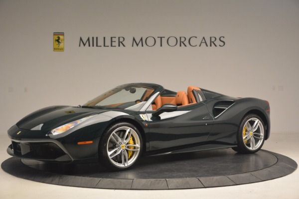 Used 2016 Ferrari 488 Spider for sale Sold at Bugatti of Greenwich in Greenwich CT 06830 2