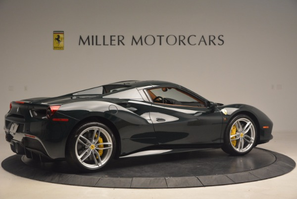 Used 2016 Ferrari 488 Spider for sale Sold at Bugatti of Greenwich in Greenwich CT 06830 20