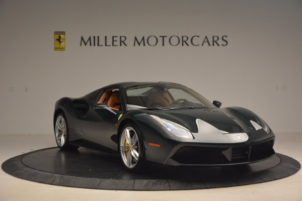 Used 2016 Ferrari 488 Spider for sale Sold at Bugatti of Greenwich in Greenwich CT 06830 23