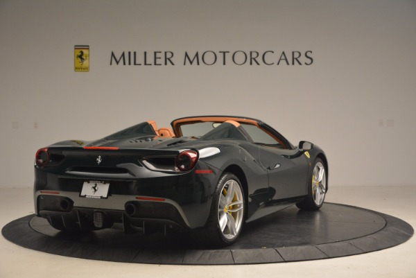 Used 2016 Ferrari 488 Spider for sale Sold at Bugatti of Greenwich in Greenwich CT 06830 7