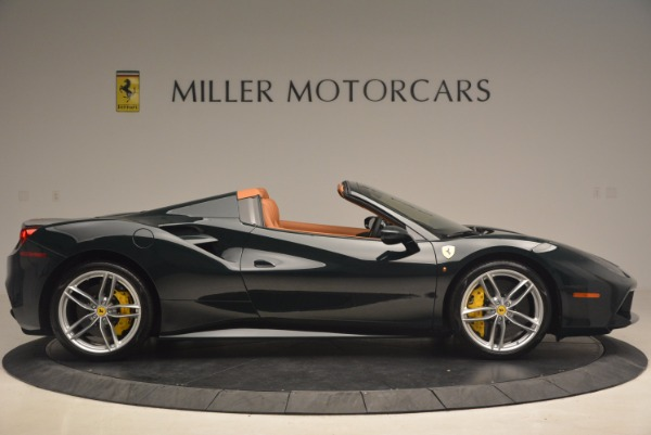 Used 2016 Ferrari 488 Spider for sale Sold at Bugatti of Greenwich in Greenwich CT 06830 9