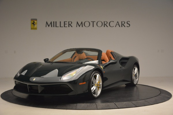 Used 2016 Ferrari 488 Spider for sale Sold at Bugatti of Greenwich in Greenwich CT 06830 1