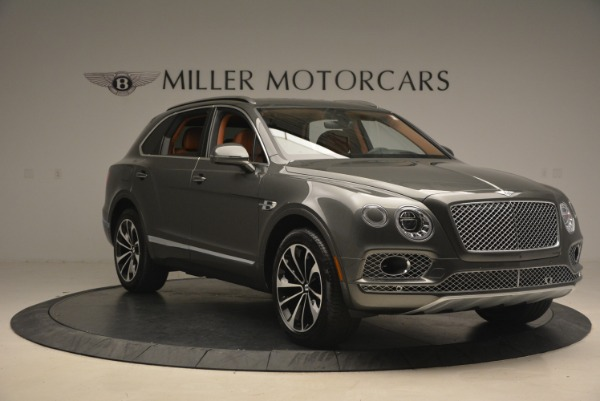 New 2018 Bentley Bentayga for sale Sold at Bugatti of Greenwich in Greenwich CT 06830 11