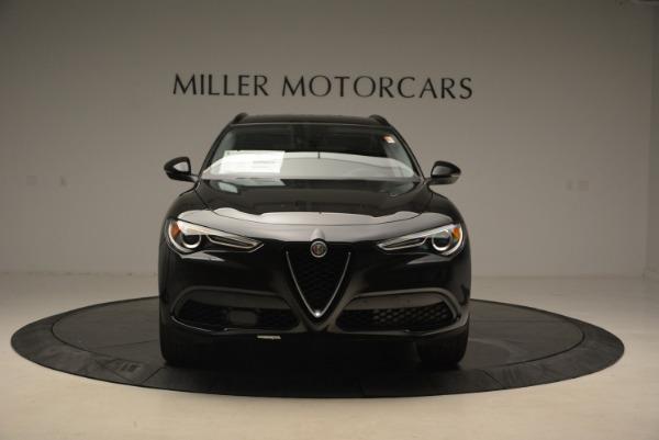 New 2018 Alfa Romeo Stelvio Sport Q4 for sale Sold at Bugatti of Greenwich in Greenwich CT 06830 12