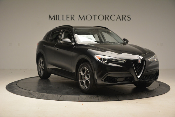 New 2018 Alfa Romeo Stelvio Sport Q4 for sale Sold at Bugatti of Greenwich in Greenwich CT 06830 11