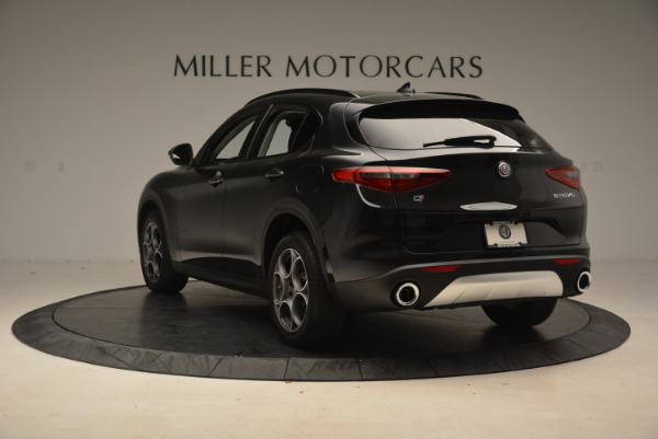 New 2018 Alfa Romeo Stelvio Sport Q4 for sale Sold at Bugatti of Greenwich in Greenwich CT 06830 5
