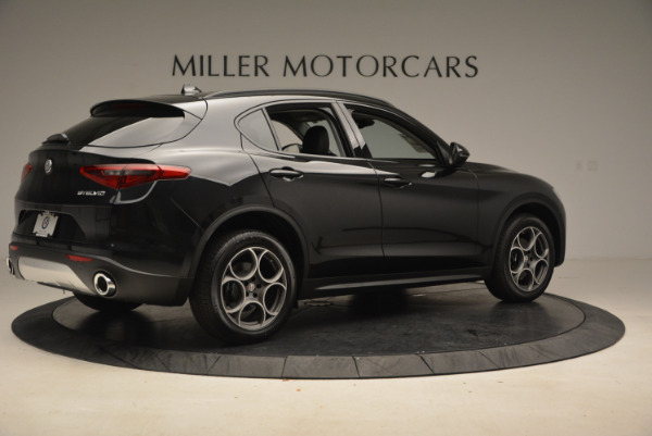 New 2018 Alfa Romeo Stelvio Sport Q4 for sale Sold at Bugatti of Greenwich in Greenwich CT 06830 8