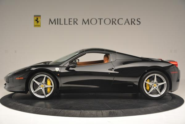 Used 2015 Ferrari 458 Spider for sale Sold at Bugatti of Greenwich in Greenwich CT 06830 15