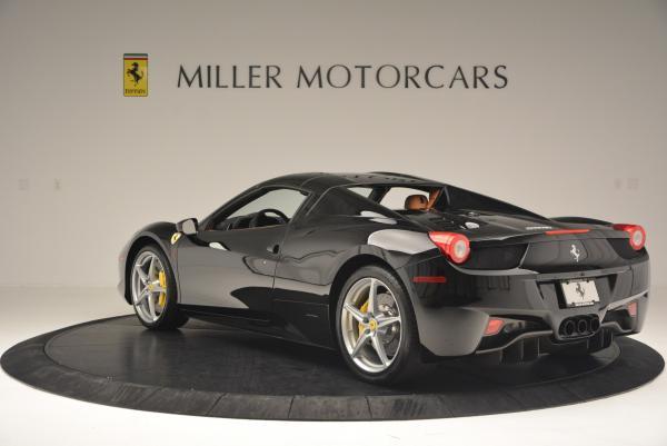 Used 2015 Ferrari 458 Spider for sale Sold at Bugatti of Greenwich in Greenwich CT 06830 17