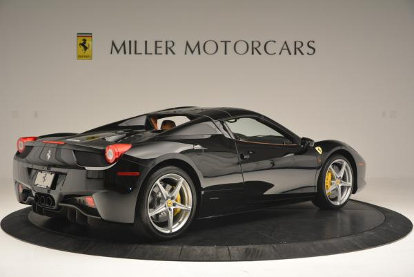 Used 2015 Ferrari 458 Spider for sale Sold at Bugatti of Greenwich in Greenwich CT 06830 20