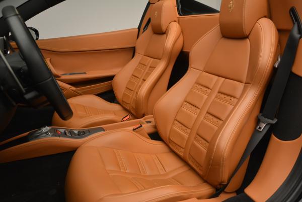 Used 2015 Ferrari 458 Spider for sale Sold at Bugatti of Greenwich in Greenwich CT 06830 27