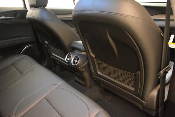 New 2018 Alfa Romeo Stelvio Ti Q4 for sale Sold at Bugatti of Greenwich in Greenwich CT 06830 22