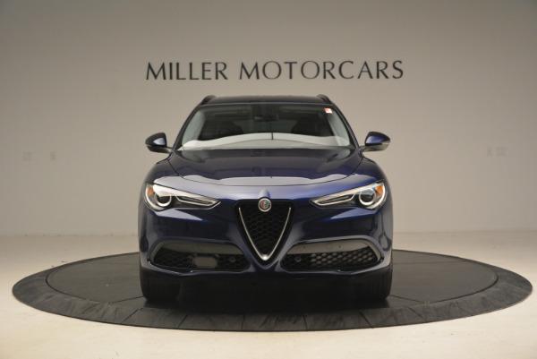 New 2018 Alfa Romeo Stelvio Sport Q4 for sale Sold at Bugatti of Greenwich in Greenwich CT 06830 13