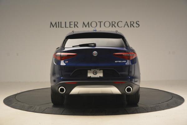 New 2018 Alfa Romeo Stelvio Sport Q4 for sale Sold at Bugatti of Greenwich in Greenwich CT 06830 7