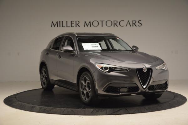New 2018 Alfa Romeo Stelvio Q4 for sale Sold at Bugatti of Greenwich in Greenwich CT 06830 11