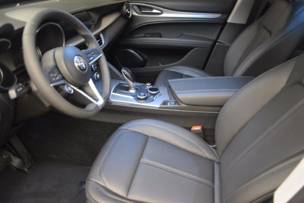 New 2018 Alfa Romeo Stelvio Q4 for sale Sold at Bugatti of Greenwich in Greenwich CT 06830 14