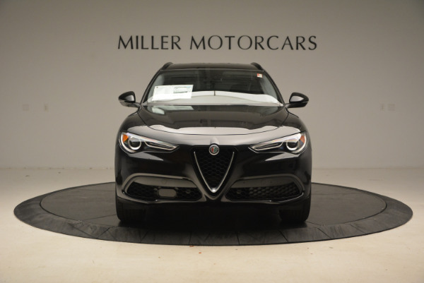 New 2018 Alfa Romeo Stelvio Sport Q4 for sale Sold at Bugatti of Greenwich in Greenwich CT 06830 12