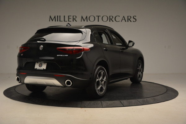 New 2018 Alfa Romeo Stelvio Sport Q4 for sale Sold at Bugatti of Greenwich in Greenwich CT 06830 7