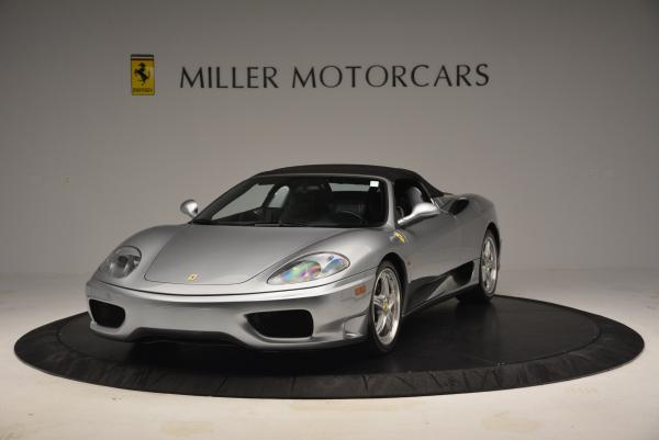 Used 2004 Ferrari 360 Spider 6-Speed Manual for sale Sold at Bugatti of Greenwich in Greenwich CT 06830 13