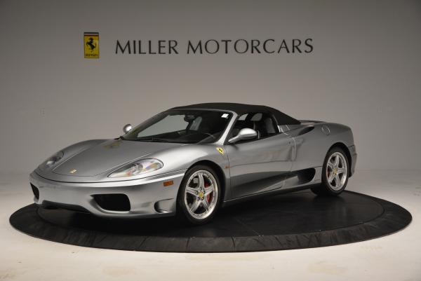 Used 2004 Ferrari 360 Spider 6-Speed Manual for sale Sold at Bugatti of Greenwich in Greenwich CT 06830 14