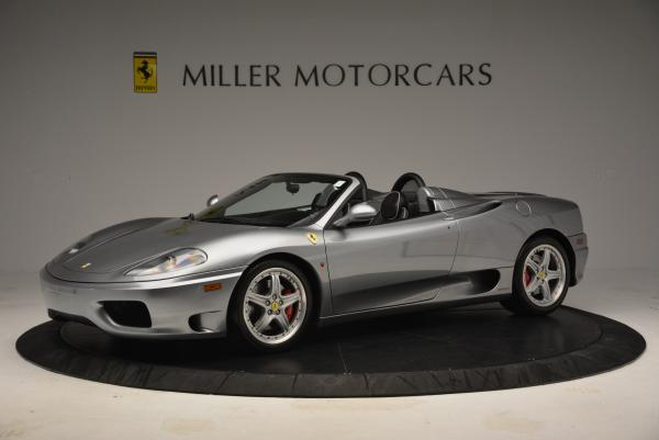Used 2004 Ferrari 360 Spider 6-Speed Manual for sale Sold at Bugatti of Greenwich in Greenwich CT 06830 2