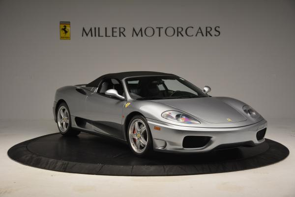 Used 2004 Ferrari 360 Spider 6-Speed Manual for sale Sold at Bugatti of Greenwich in Greenwich CT 06830 23