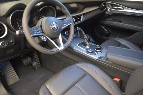 New 2018 Alfa Romeo Stelvio Ti Q4 for sale Sold at Bugatti of Greenwich in Greenwich CT 06830 15