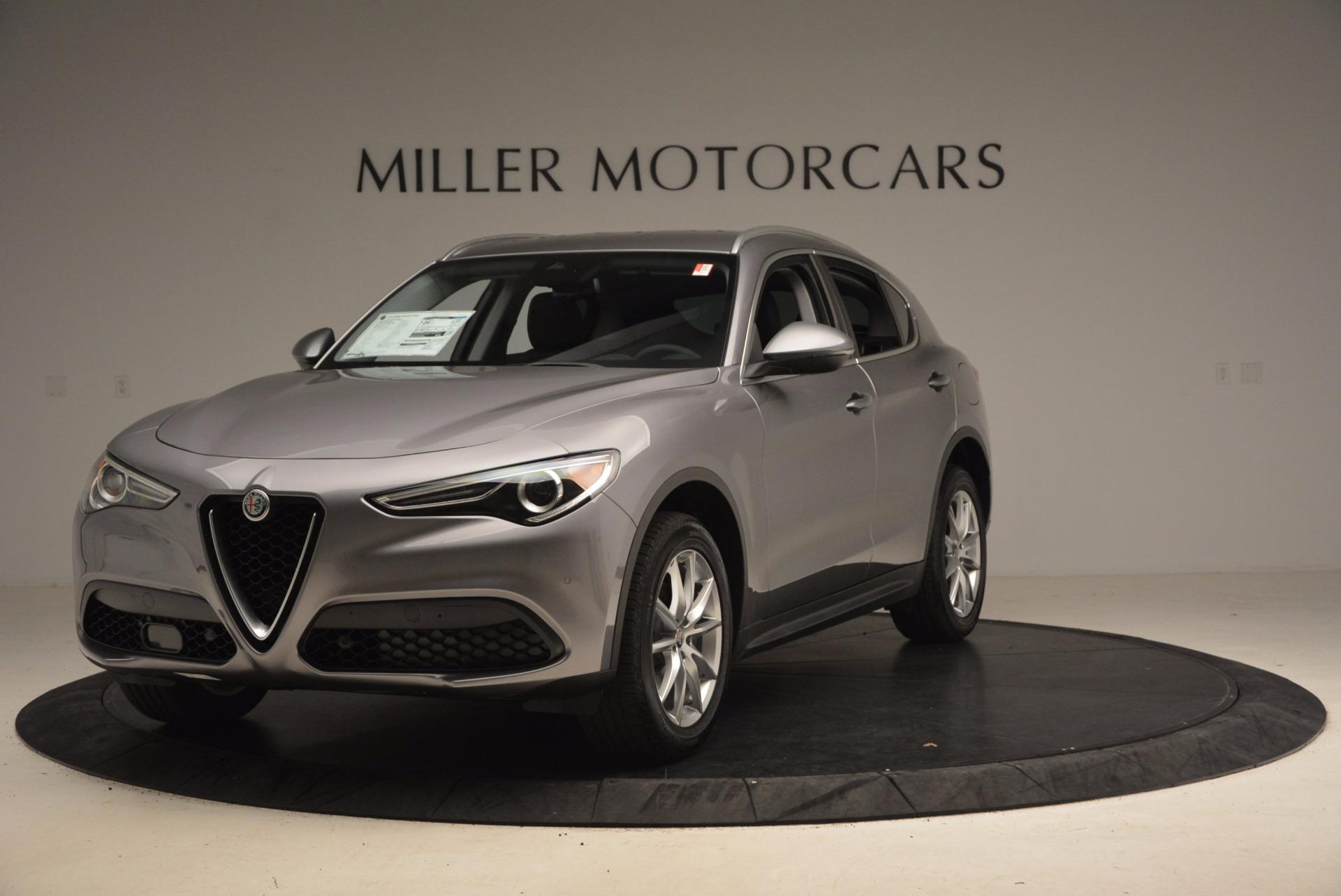 New 2018 Alfa Romeo Stelvio Ti Q4 for sale Sold at Bugatti of Greenwich in Greenwich CT 06830 1