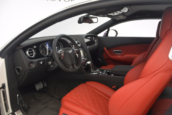 New 2017 Bentley Continental GT V8 S for sale Sold at Bugatti of Greenwich in Greenwich CT 06830 22