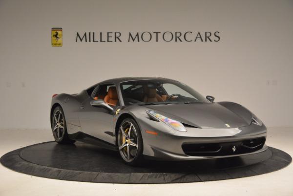 Used 2011 Ferrari 458 Italia for sale Sold at Bugatti of Greenwich in Greenwich CT 06830 11