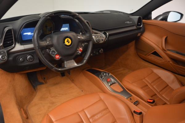 Used 2011 Ferrari 458 Italia for sale Sold at Bugatti of Greenwich in Greenwich CT 06830 13