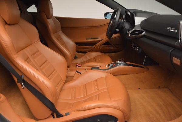 Used 2011 Ferrari 458 Italia for sale Sold at Bugatti of Greenwich in Greenwich CT 06830 18